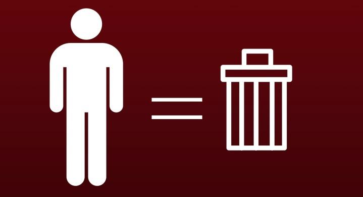 Men Are Trash.
